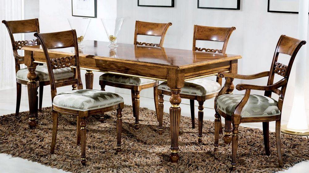 Обеденный стол CAPRICCIO