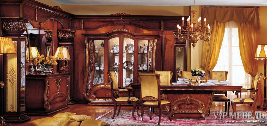 Мебель Гостиная Классика Москва
